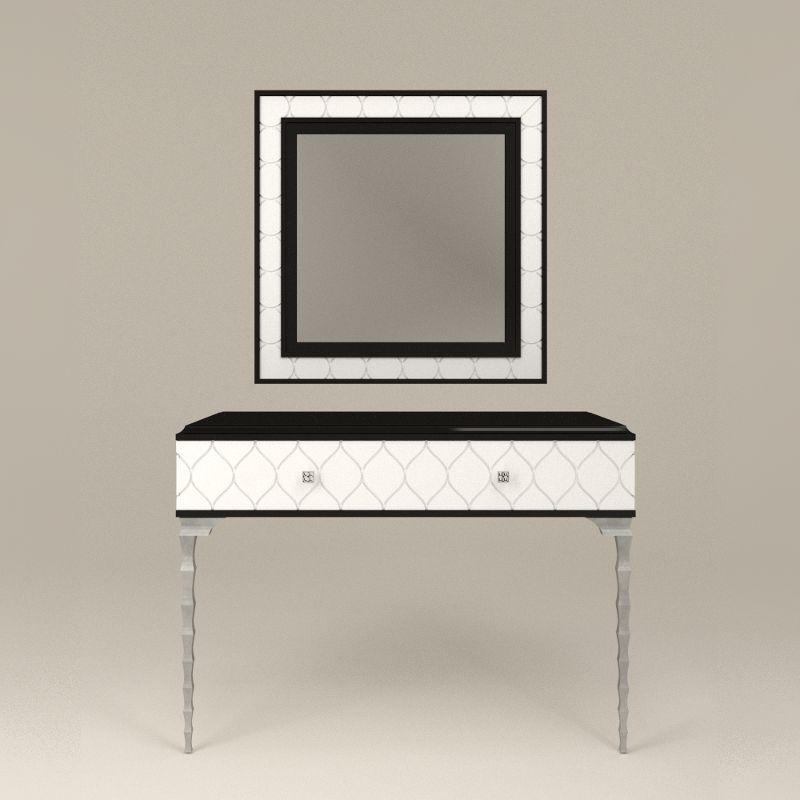 colectie mobilier art deco omul din luna. Black Bedroom Furniture Sets. Home Design Ideas
